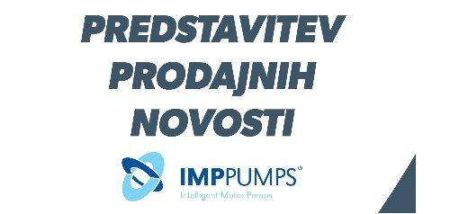 Trgovina Megaterm Nova Gorica vas 8. junija vabi na predstavitev IMP PUMPS