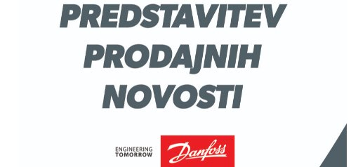 Trgovina Veto v Ljubljani vas 28. septembra vabi na predstavitev DANFOSS