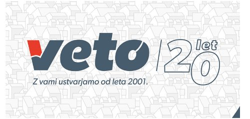 20 let podjetja Veto