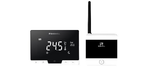 NOVO: Saswell sobni termostati