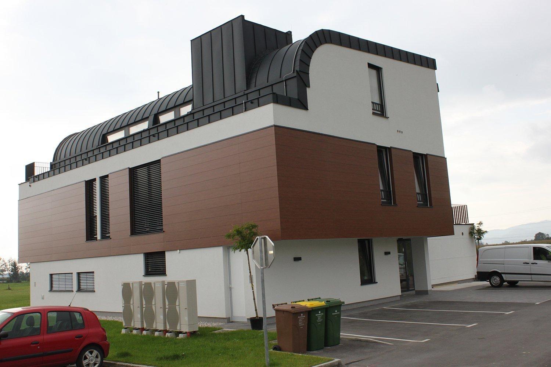 Večstanovanjski objekt Vila Domi, Kranj