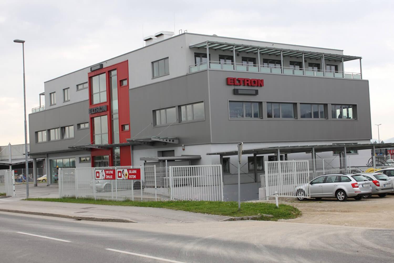 Trgovina Eltron, Kranj
